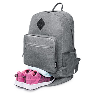 backpack daypack laptop bag wet compartment