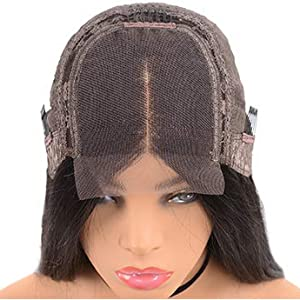 4 x4 lace Closure wig