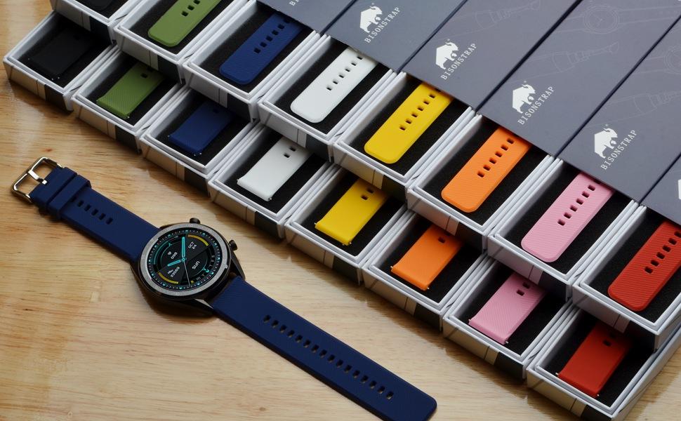cinturino orologio silicone