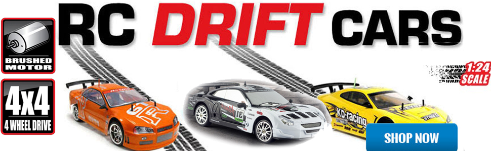 drift rc car