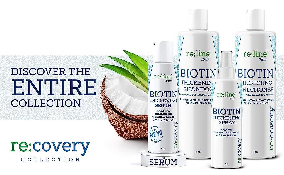 Biotin Volumizing Spray for Hair Thickening Spray Biotin Spray for Thinning Hair Texturizer