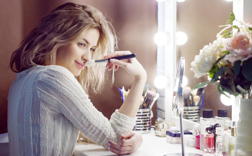 Make-Up spiegellamp