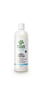 Dog shampoo and conditioner in one made in the USA