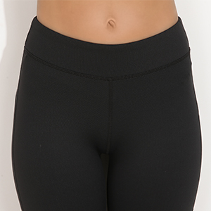 stretchable tights with pocket