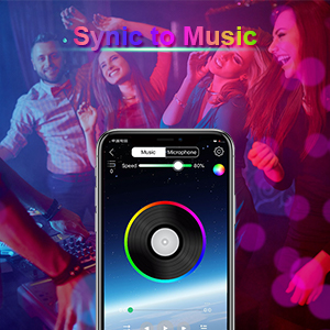 Synic to Music
