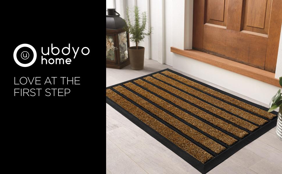 Amazon Com Extra Durable Door Mat 30x18 Welcome Mats For Front Door Outdoor Doormats Indoor Door Mat Heavy Duty Doormat Entryway Rug Welcome Mat Garden Outdoor