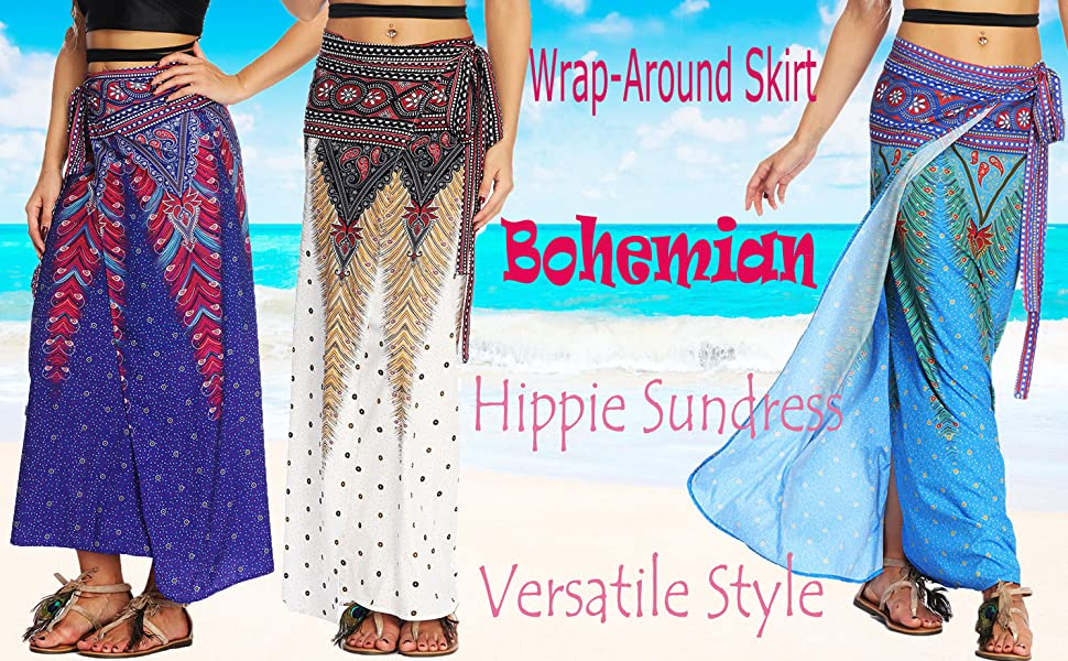 hippy skirts for women