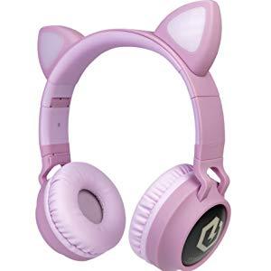 Kopfhörer bluetooth drahtlosen Kopfhörern des Ohrs für Kinder für mp3 mp4 ipad iphone tv