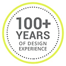 over 100 years of jewelry design experience
