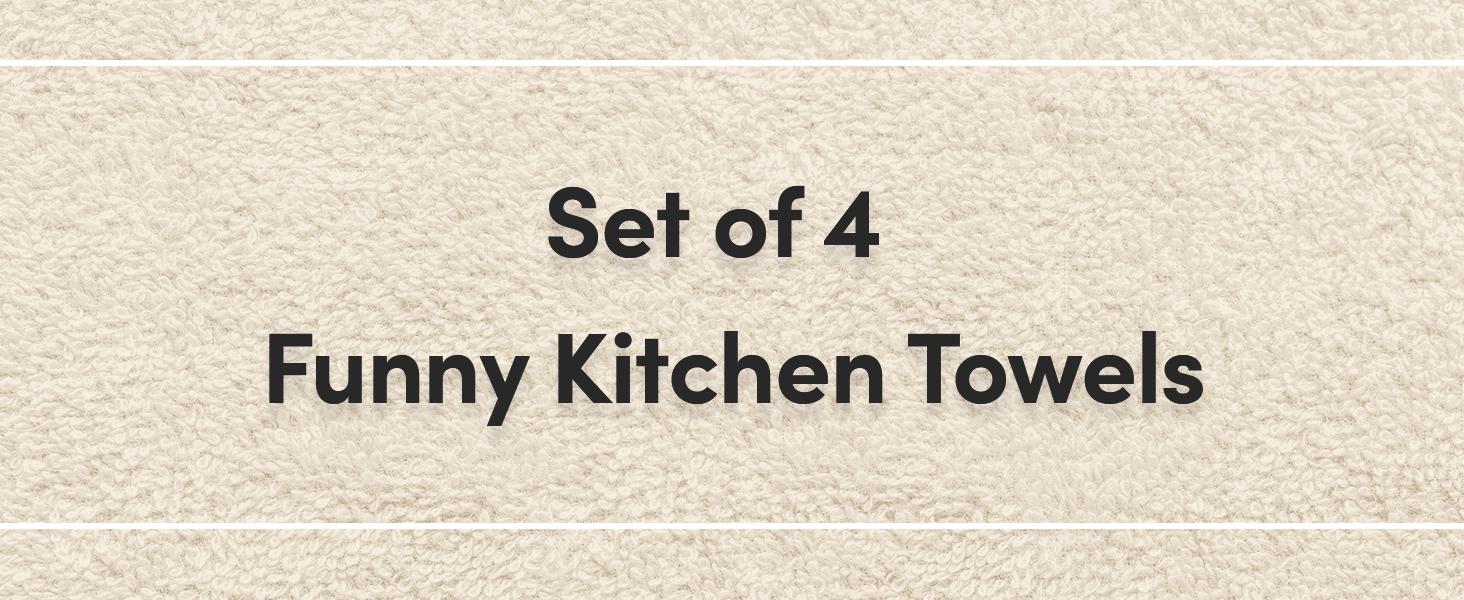 funny kitchen towel funny kitchen towel set dish towel funny kitchen hand towel funny