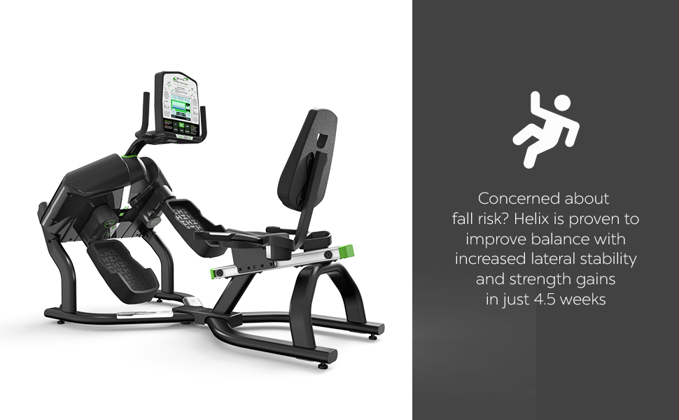 Fall risk? Helix can help restore your balance