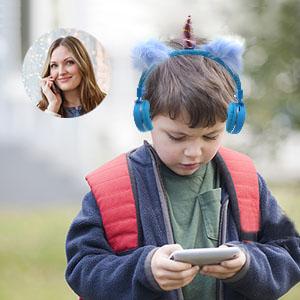 Bluetooth 5.0 Unicorns Headphones4