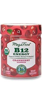 Vitamin B12 Energy Gummy