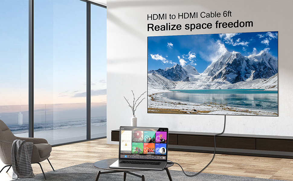 8hdmi to hdmi cable