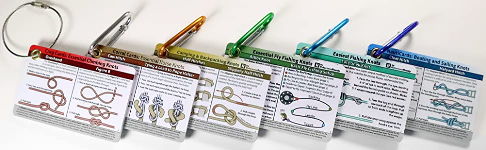 ReferenceReady Knot Cards