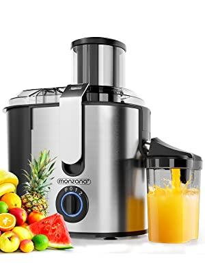 Monzana Licuadora para frutas y verduras exprimidor de zumo ...