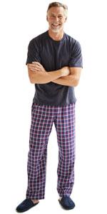 pyjama bottoms brushed cotton