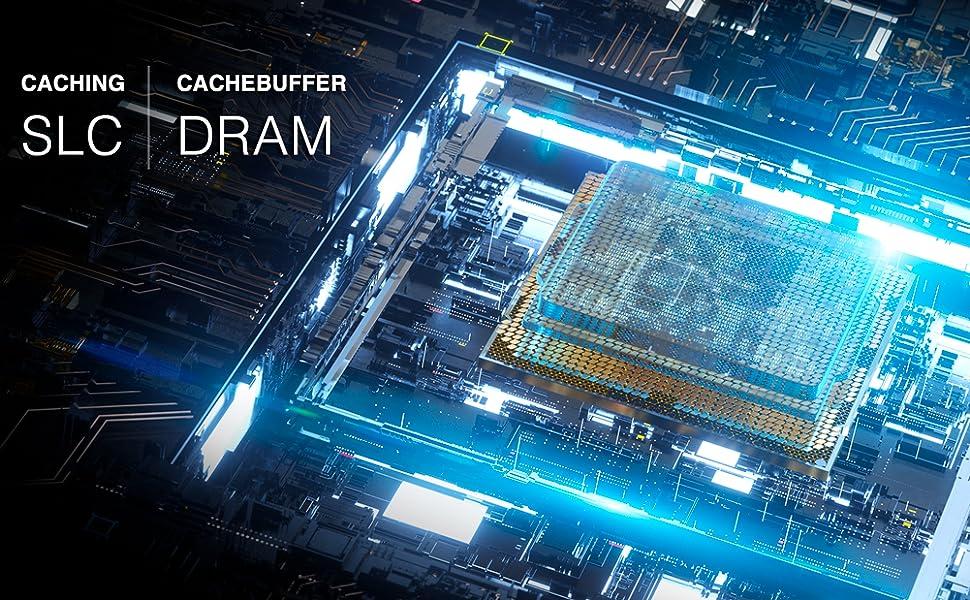 GAMMIX S70 PCIE 4.0 NVME 1.2 SSD SLC