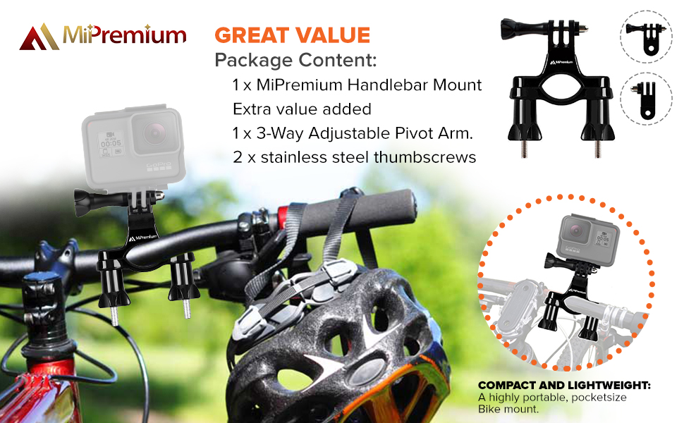 Colour : Red XIANYUNDIAN 5 Colour CNC Aluminum Bicycle Stand Mount Bracket Base Holder Adapter for Gopro Hero 8//7//6//5//4//3 OSMO Xiaomi Yi Sj5000 Sports Camera Accessories Camera Mounts Clamps