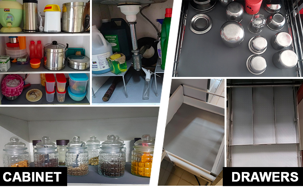 kitchen liners for shelf