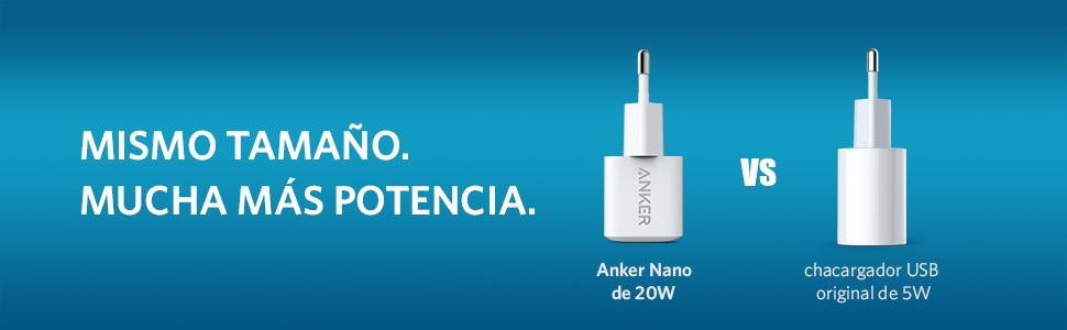 Anker 20W Nano