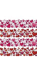 Valentine's Day Bulletin Board Border