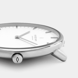 Nordgreen native silver watches