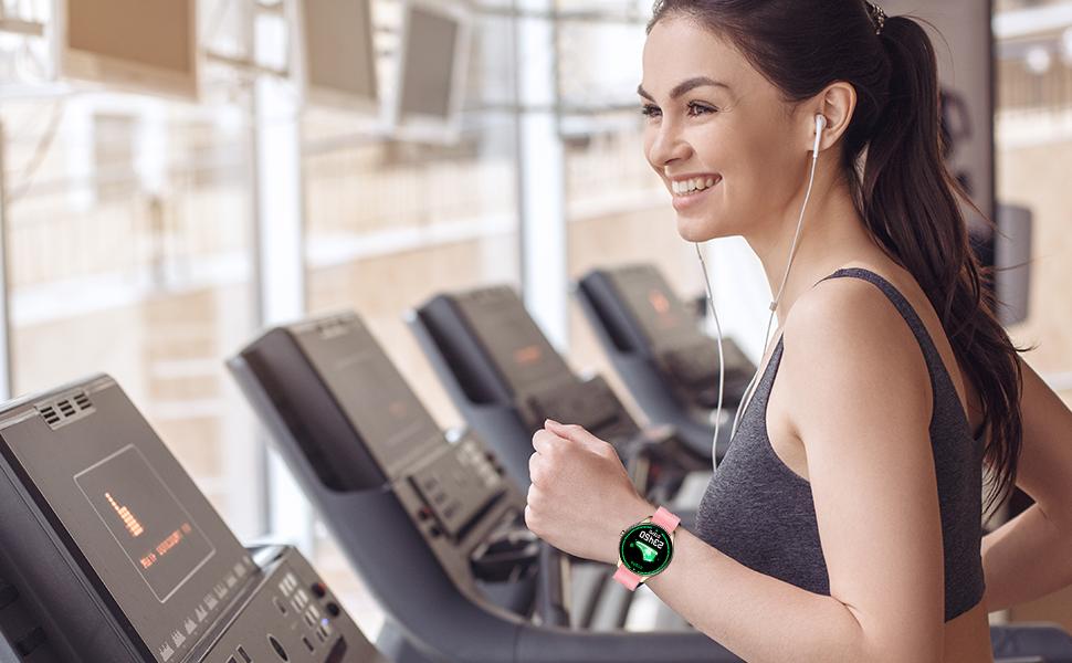 Health Sports Fitness Watch