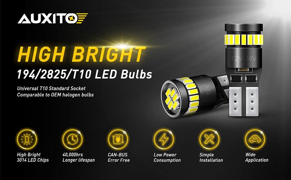 194 led bulbs