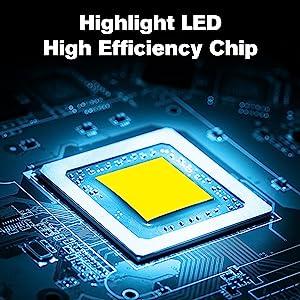 high light led high efficiency chip