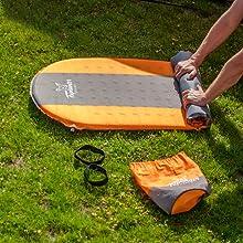 foldable sleeping mat