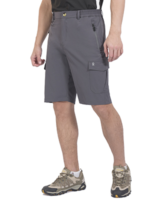 quick dry stretch cargo shorts