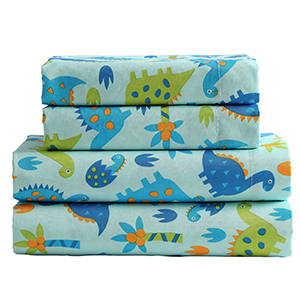 Kute Kids Super Soft Sheet Set - Includes Pillowcase(s); Available in Twin, Full amp; Queen Size