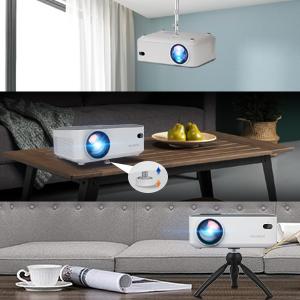 Mini proiettore wifi bluetooth home cinema