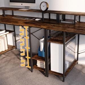 Adjustable Storage Shelves