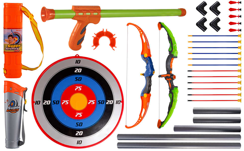 bow and arrow for kids