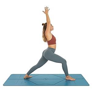 natural yoga mat