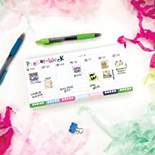 Every Gal Planner Stickers Variety Set for Work, Events, Appointments, Holidays, Reminders