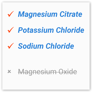 citrate chloride