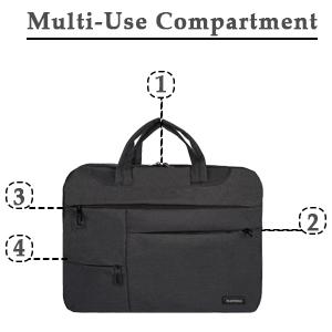Laptop Bag for Men 15.6 Inch Laptop Bag for Men Leather Laptop Bag for Men Waterproof Laptop Bag
