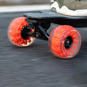 all terrain skateboard wheels