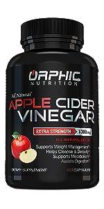 Apple Cider Vinegar Apple Cider Vinegar Capsules Weight Loss Weight Loss Pills Metabolism Booster