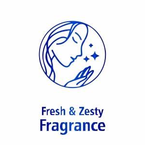 Fresh & Zesty Fragrance