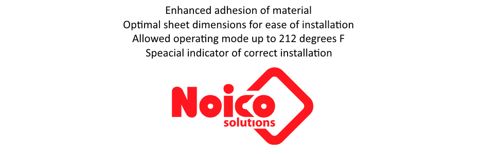 noico solutions indicator installation adhesion operating mode
