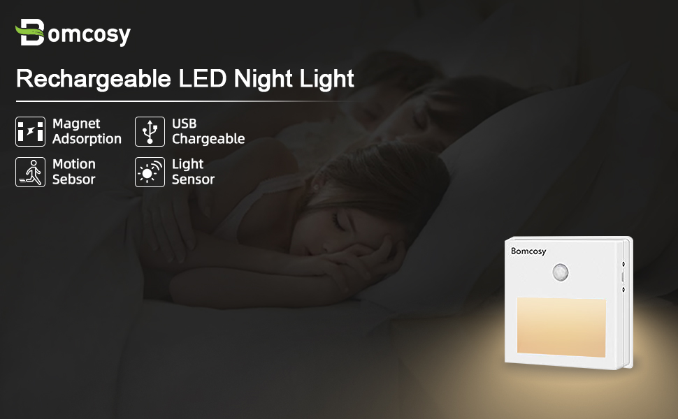 Led-nachtlampje
