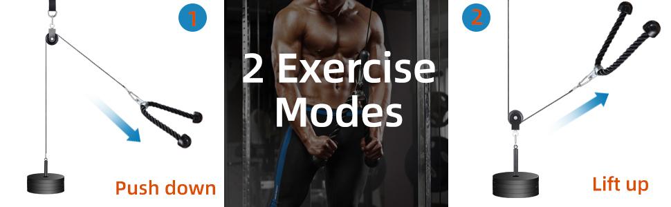 2 Exercise Modes