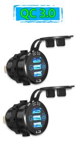 12v usb outlet socket