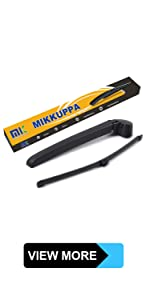 MIKKUPPA Back Windshield Wiper Replacement 8R09554071P9 Rear Wiper Arm Blade Replacement for 2008-2015 Audi Q5