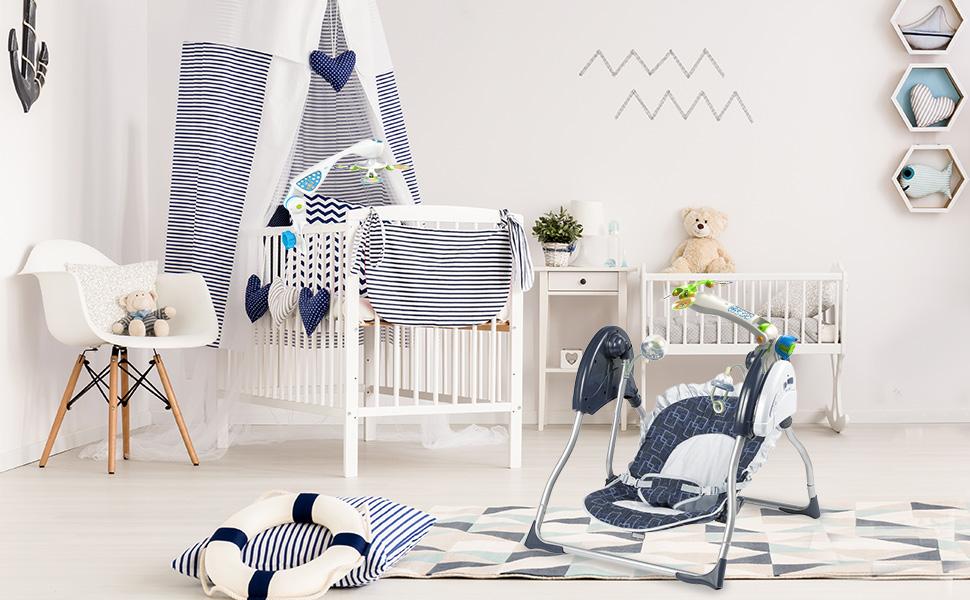 mobile crib story babies bassinet bed musical mini safe sleep portable soft sensory bassinets