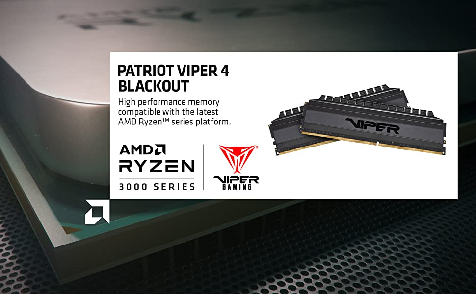 Compatible with AMD RYZEN 3000 Series
